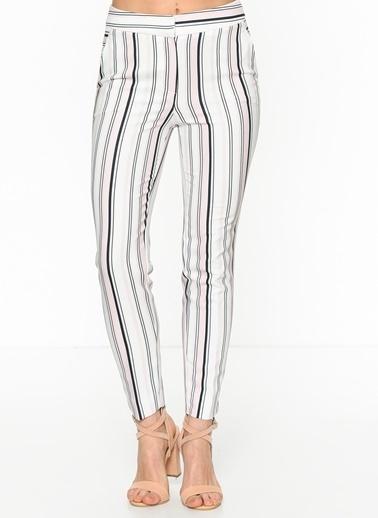 Çizgili Pantolon-Setre